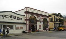 The Red Onion in Skagway
